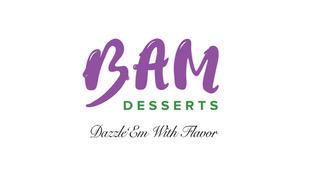 BAM Desserts Logo