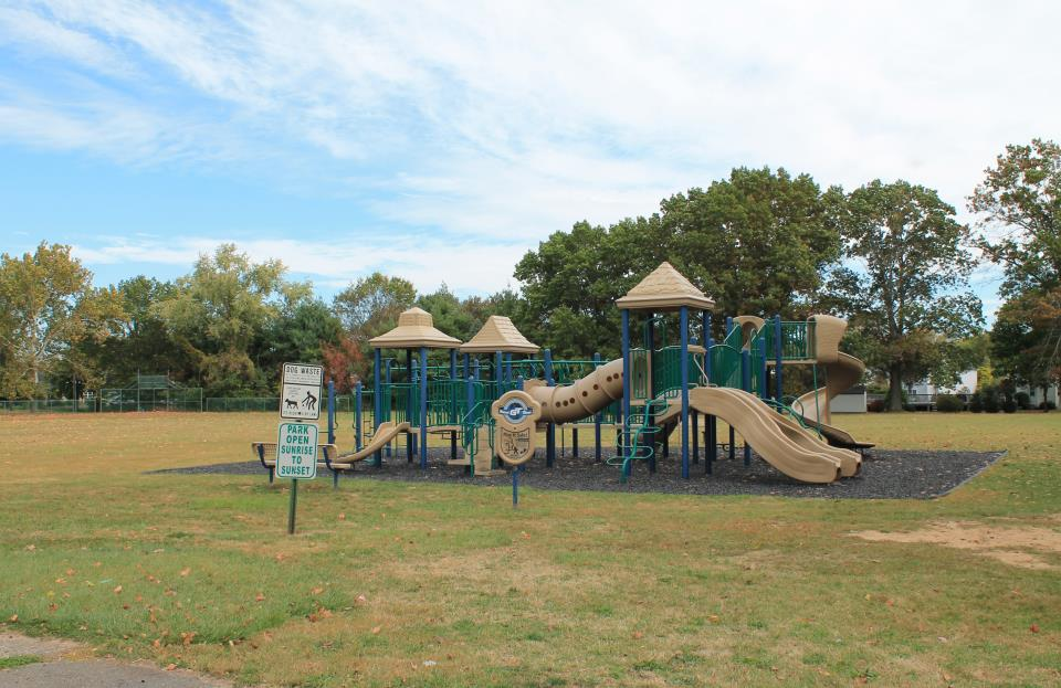 Kingston School Park playground