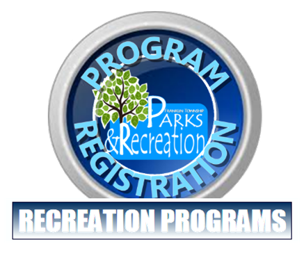 Recreation Programs Registration Button