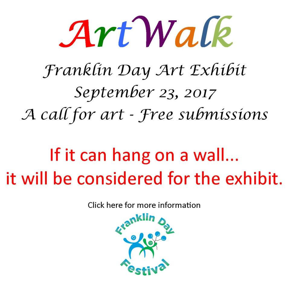 franklin day artwalk spotlight