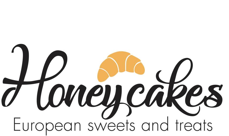 Honey Cakes Logo