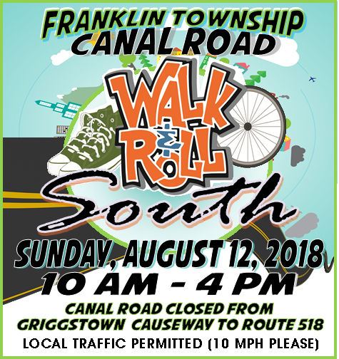 Canal Walk and Roll South - August 12