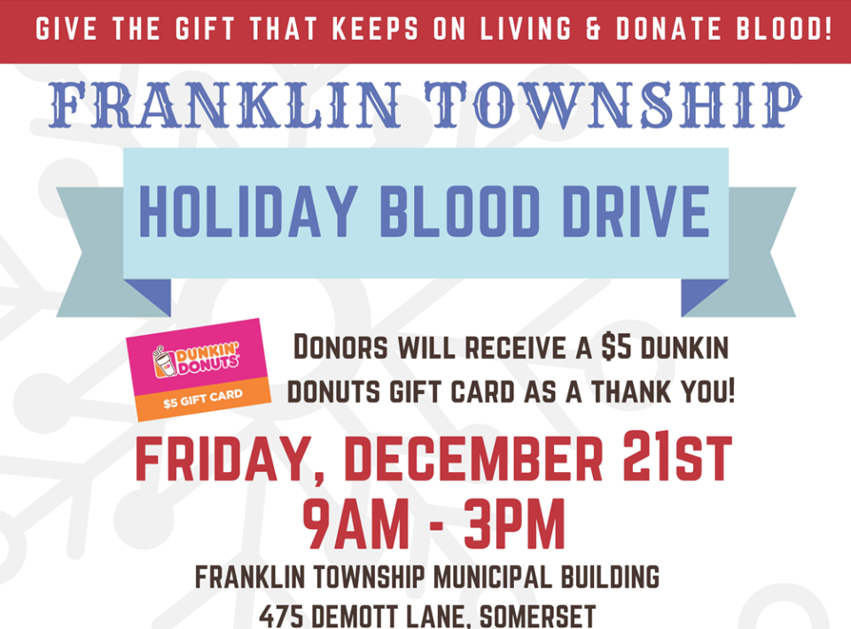 Blood Drive FTTV