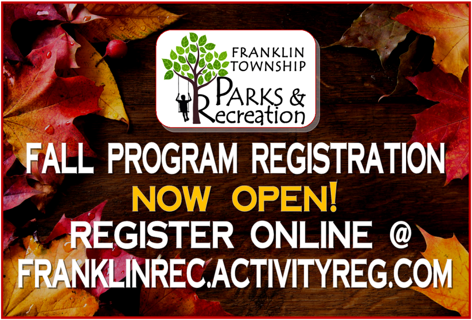 Fall 2019 Program Registration Now Open Spotlight Ad