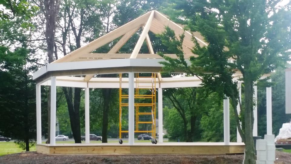 Gazebo Construction