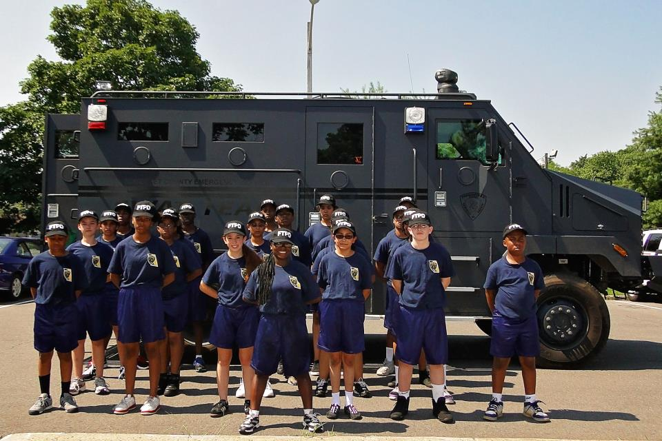 2013 FTPD Youth Police Academy