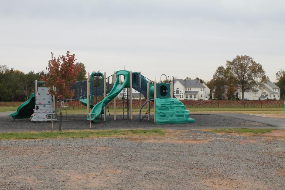Middlebush Park play area