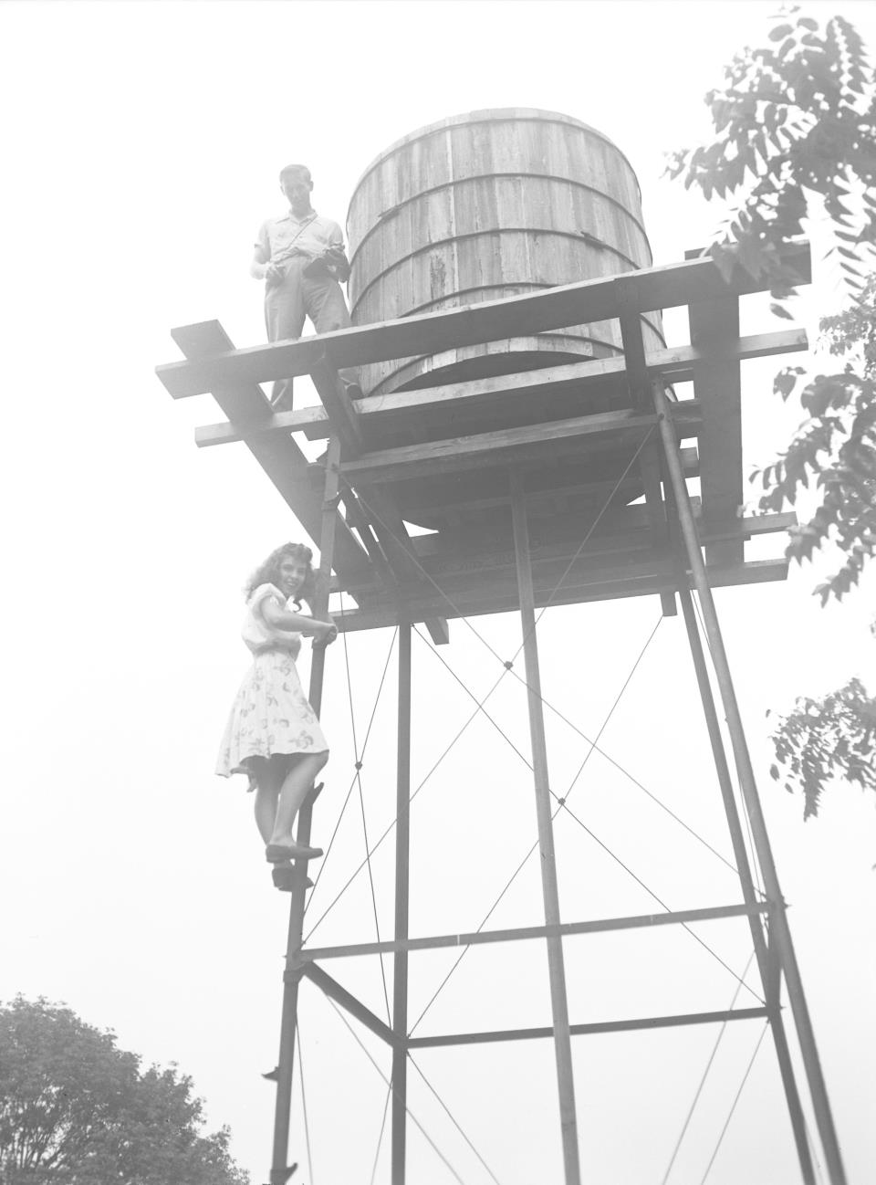 Water Tower 1461