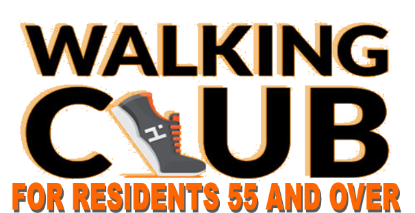 Walking Club Title Graphic