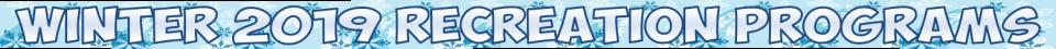 Winter Program Grid graphic